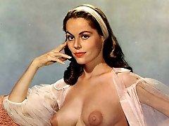 Big breasted vintage wife