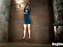 Welcome Annika to Hogtied, it is not often that we get Members of the site on the site, so when...