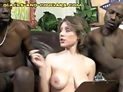 Ebony guy lick booty black african babe and bang her cunt and ass