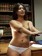 Jynx Maze is a cute co-ed who gets caught writing an extremely filthy note in class. Shes...