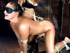 Lola is a sexy Latina who does her first bondage shoot with Felony. She is passionate when...