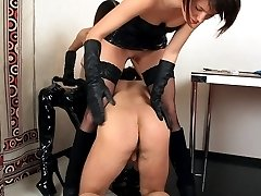 The slave will go through being beat up, humiliated morally, insulted