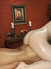 Ella Nova specializes in deep tissue massage. But using her hands all day can wear on a girl....