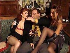 Fovea hot redhead orgy anal