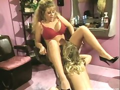 Tiffany Towers and Kim Chambers in 'Tommy knockers'
