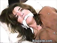 Extreme Spanking Kinky Babe In Wild Fetish