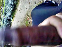Public dickflash and wanking - 03 - Dick Flashing