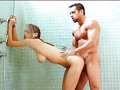 Shower sex in hd