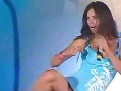Upskirt - sexy pop stars