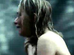 Haley Bennett nice tits and ass