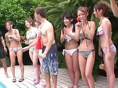 Summer Girls 2010 Vol 1 Doki Onna Darake no Ero Bikini Taikai - Scene 1