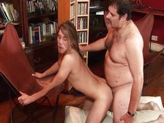 Dad\'s uncontrollable lust
