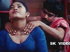 Mallu Maid oil massage