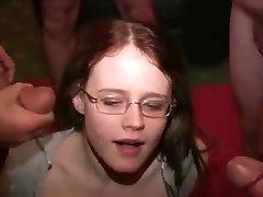 teengirl get some facials