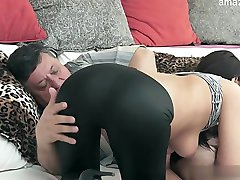 Glamour wife oral