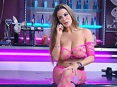 Linsey Dawn Mckensie in RLC Playboy Bar