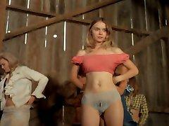 Women stripping on stage 1972