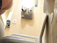 Public doctors office pee