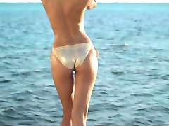 Victoria's Secret - Candice Swanepoel Bikini Strip