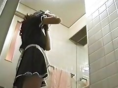 softcore hidden cam asian model changing room