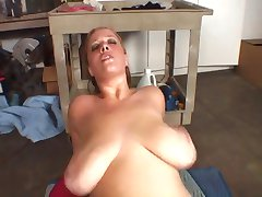Hairy Big-tittied Redhead Need To Fuck A Black Cock To Cum
