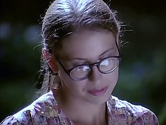 Glasses teens fucked