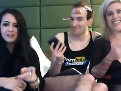 Pornhub Interns Meet Vice! Part 2