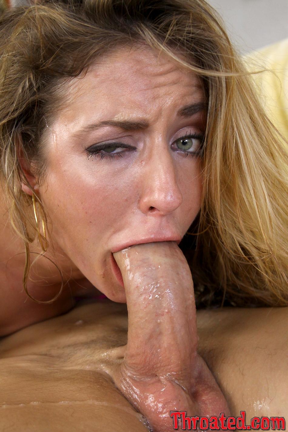 Sheena Shaw Deepthroat