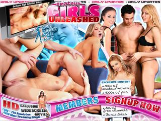 Amateur Girls Unleashed