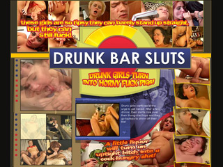 Drunk Bar Sluts