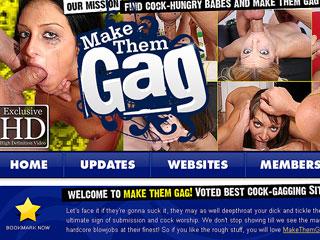 Make Them Gag
