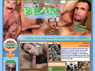 Bear porn sites