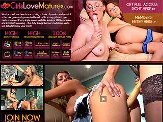 Girls Love Matures
