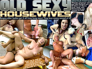 Old Sexy Housewives