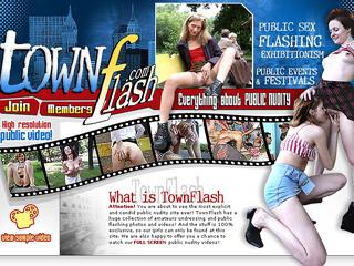 Town Flash