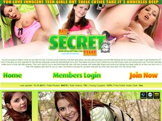 My Secret Time