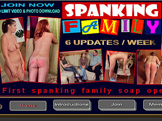 Spanking Family
