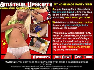 Amateur Upskirts