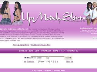 Up Models Skirts