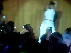 Brazilian stripper&039;s show on stage