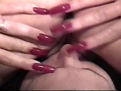 Old School Erica Long Nails