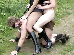 another kind of femdom