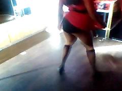 Twerking in the club