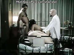 Richard Lemieuvre, Mika Barthel, David Hughes in classic sex