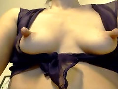 Small boobs and big nipple