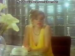 Tara Aire, Rod Pierce, Samantha Fox in vintage xxx clip