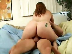 Fat BBW slut I met at the store fucked at my house-2