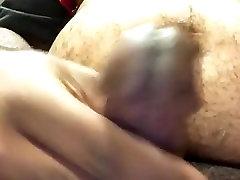 Str8 daddy cum in public toilet
