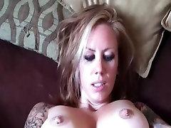 Panty stuffing slut