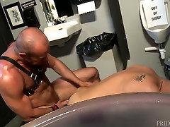 High Performance Men Bathroom Domination